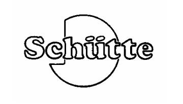 Image for Schütte WU 405
