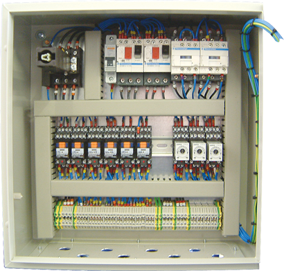 Image for Electrical Panel Design
