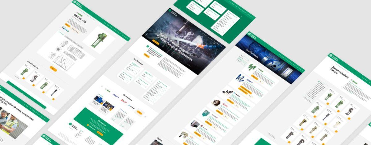 New website graphic
