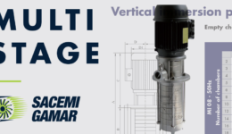 A new range of multi-stage pumps from Sacemi